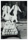 P.J.Bosman  -  Kaasmarkt, Alkmaar, ca. 1966 - Postkaart -  B3532-1