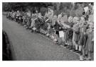 Onbekend  -  Koninklijk bezoek, Alkmaar, 1952 - Postkaart -  B3537-1