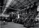 Anoniem,  -  Kook- en verdampstation in een suikerfabriek, Java - Postkaart -  B3785-1