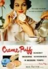 -  Creme Max Factor - Postkaart -  C10025-1