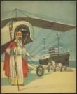 Anoniem  -  Aankomst met vliegtuig/boot - Postkaart -  C10068-1