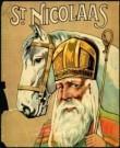Anoniem  -  Omslag Sint Nicolaas - Postkaart -  C10069-1