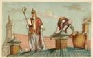 Anoniem  -  Op het dak - Postkaart -  C10074-1