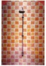 Barend Houtsmuller (1953)  -  Empty shower - Postkaart -  C10244-1