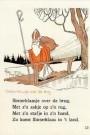 Phiny Dick (1912-1990)  -  Sinterklaas - Postkaart -  C10482-1