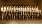 Spaarnestad Fotoarchief,  -  Carnaval dansmeisjes - Postkaart -  C10515-1