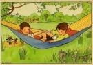 Rie Cramer (1887-1977)  -  Uit:'Spelletjes' - Postkaart -  C10581-1