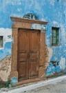 Karin van Oostrom  -  Deur, Chios - Postkaart -  C10619-1
