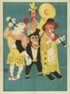 Circusarchief Jaap Best  -  Circusarchief - Postkaart -  C10753-1
