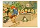 Anoniem,  -  Uit: De Kuiken-school - Postkaart -  C10994-1