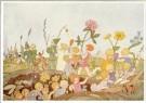 Freddie Langeler (1899-1948)  -  Uit:Van de Wortelkindertjes - Postkaart -  C11001-1