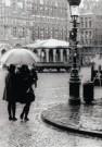 Jack Tooten  -  Bruxelles sous la pluie - Postkaart -  C11091-1