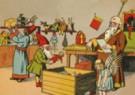 -  Sinterklaas - Postkaart -  C11093-1