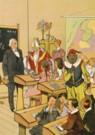 P.J. van Geldorp (1872-1939)  -  Sinterklaas - Postkaart -  C11098-1