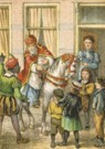 -  Sinterklaas - Postkaart -  C11101-1