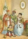 -  Sinterklaas - Postkaart -  C11102-1