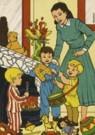 -  Sinterklaas - Postkaart -  C11107-1