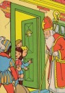 -  Sinterklaas, ca. 1950 - Postkaart -  C11108-1