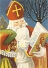 -  Sinterklaas - Postkaart -  C11109-1