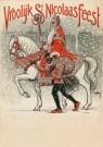 -  Sinterklaas - Postkaart -  C11111-1