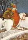 -  Sinterklaas - Postkaart -  C11115-1
