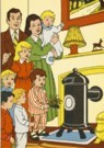 -  Sinterklaas - Postkaart -  C11118-1