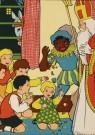 -  Sinterklaas - Postkaart -  C11121-1