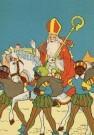 -  Sinterklaas - Postkaart -  C11122-1