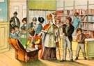 Anoniem  -  Sinterklaas - Postkaart -  C11124-1