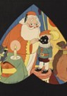 Dick Vendé  -  Sinterklaas - Postkaart -  C11127-1