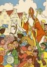 -  Sinterklaas - Postkaart -  C11132-1