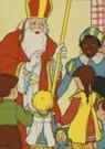 -  L.N.v Groen/Sinterklaas - Postkaart -  C11139-1