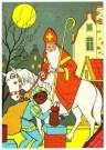 -  Sinterklaas - Postkaart -  C11141-1