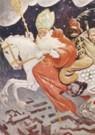 -  Pol Dom/Sinterklaas - Postkaart -  C11159-1