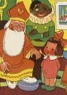 Dick Vendé  -  Sinterklaas - Postkaart -  C11165-1