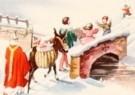 Anoniem  -  Sinterklaas - Postkaart -  C11185-1