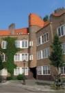 Rolf Unger  -  Amstrdamse school - Postkaart -  C11397-1
