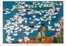 Li Chen-Hua  -  De eenden van de brigade - Postkaart -  C11434-1