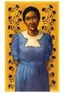 (Jip) Yanneke Wijngaarden 1964 -  Psalm 77:3-5 - Postkaart -  C11441-1