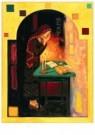 (Jip) Yanneke Wijngaarden 1964 -  Gates of Zion - Postkaart -  C11451-1