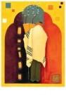 (Jip) Yanneke Wijngaarden 1964 -  Gates of Zion - Postkaart -  C11453-1