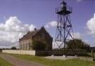 Onbekend  -  Lichtwachterswoning op het eiland Schokland - Postkaart -  C11560-1