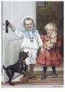 Cornelis Jetses (1873-1955)  -  Uit: Pim en Mien - Postkaart -  C11571-1