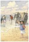 Cornelis Jetses (1873-1955)  -  Uit: De wereld in - Postkaart -  C11593-1