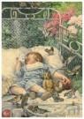 Cornelis Jetses (1873-1955)  -  Uit: De wereld in - Postkaart -  C11594-1