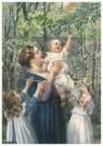 Cornelis Jetses (1873-1955)  -  Uit: De wereld in - Postkaart -  C11595-1