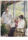Cornelis Jetses (1873-1955)  -  Uit: Ot en Sien, Voor scholen in Indie - Postkaart -  C11600-1
