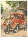 Cornelis Jetses (1873-1955)  -  Buurtkinderen - Postkaart -  C11613-1