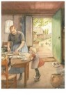 Cornelis Jetses (1873-1955)  -  Buurtkinderen - Postkaart -  C11614-1