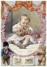 Cornelis Jetses (1873-1955)  -  Uit: De wereld in - Postkaart -  C11619-1